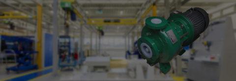 HMD Seal/Less Pumps герметикалық сорғылары